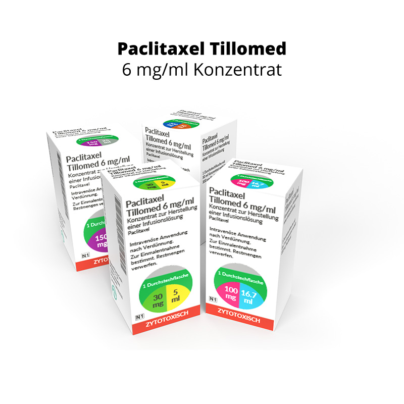 paclitaxel | Tillomed Pharmaceuticals